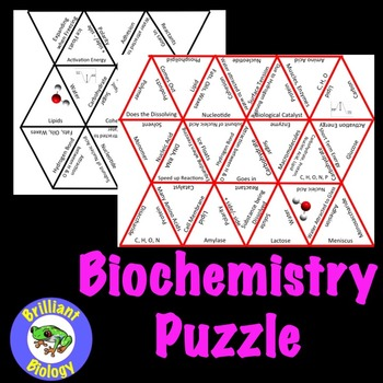 Biochemistry Puzzle Review