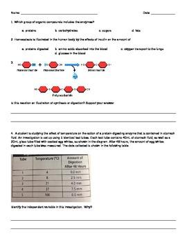 Biochemistry Quiz