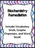 Biochemistry Remediation Resources