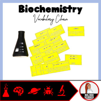 Biochemistry Vocabulary Chain