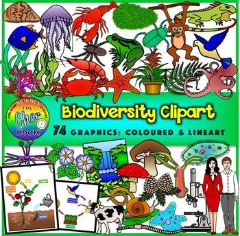 Biodiversity Clipart