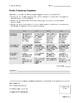 Biodiversity Comparing Organisms Assignment