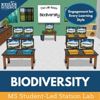 Biodiversity Student-Led Station Lab