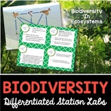 Biodiversity Student-Led Station Lab