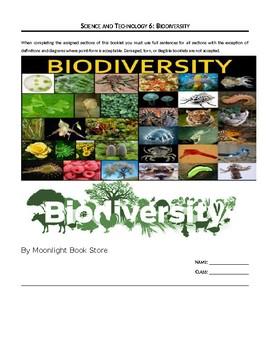 Biodiversity Grade 6 Science Unit