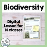 Biodiversity Lesson and Lab - Invasive Species Activity fo