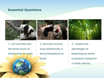 Biodiversity Power Point