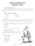 Biodiversity Study Plots (Ecology)