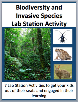 biodiversity and invasive species 7 engaging lab station activities. Black Bedroom Furniture Sets. Home Design Ideas