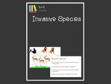 Biodiversity - invasive species