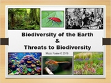 Biodiversity of the Earth PowerPoint Presentation