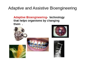 Bioengineering (adaptive and Assistive)