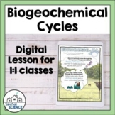 Biogeochemical Cycles for Distance Learning