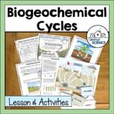 Biogeochemical Cycles: Nitrogen, Phosphorus, and Carbon