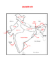 Biogeographical Regions Map of India