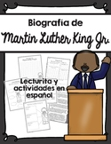 Biografía de Martin Luther King Jr. / Martin Luther King Biography Spanish