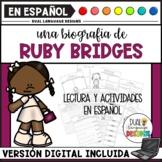 Biografía de Ruby Bridges / Ruby Bridges Biography in Spanish