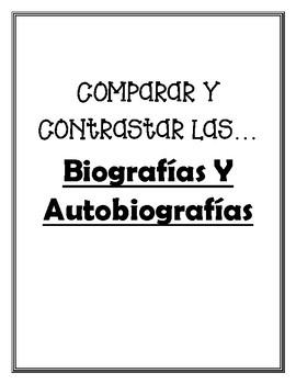 Biografia y Autobiografia