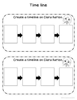 Clara Barton Biographies