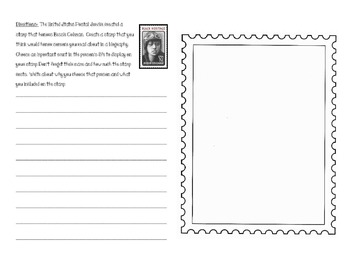 Biographies Mini-Booklet (HM Theme 4 Grade 3)