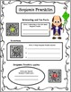 Biographies: QR Codes & Other Activities {Common Core}