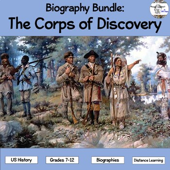 Biographies: The Corps of Discovery