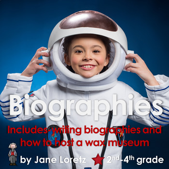 Biographies (biography writing and how to host a living wax museum)
