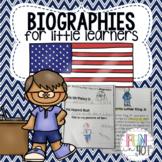 Biographies for Kiddos!