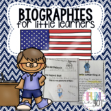 Biographies for Kiddos!