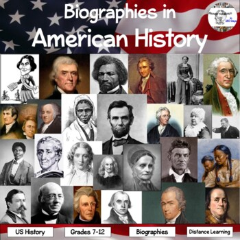 Biographies in American History