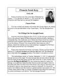 Biographies of Famous Americans-Francis Scott Key