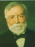 Biography ANDREW CARNEGIE Reading Social Studies w/18 Multiple Choice Comp + Voc