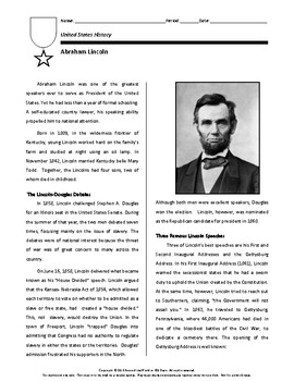 Biography: Abraham Lincoln