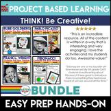 Biography Activities   Creative Thinkers   Fibonacci   Wright   Goldberg Bundle