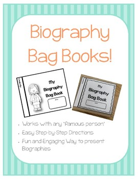 Biography Bag Books