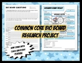 Biography Board Project Research Activity Common Core
