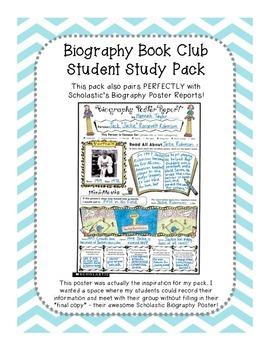 Biography Book Club Pack