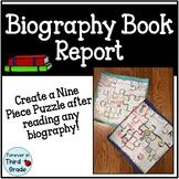 Biography Book Report