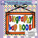 Biography Lap Flip Book
