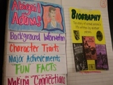 Biography Bundle for Project & Interactive Notebook