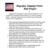 Biography Campaign Poster Book Project