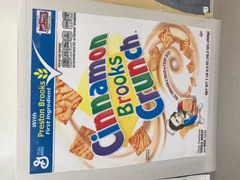 Biography Cereal Box Project