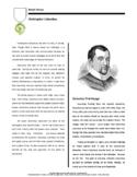 Biography: Christopher Columbus