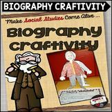 Biography Craftivity