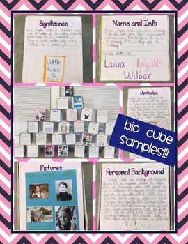 Biography Cube Project