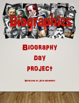 Biography Day Project