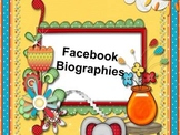 Biography: Facebook Project
