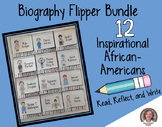 Black History Month: 12 Inspirational African-American Flipper Bundle