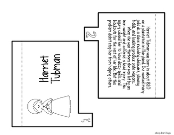 Biography Flipper: Harriet Tubman