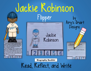 Biography Flipper: Jackie Robinson